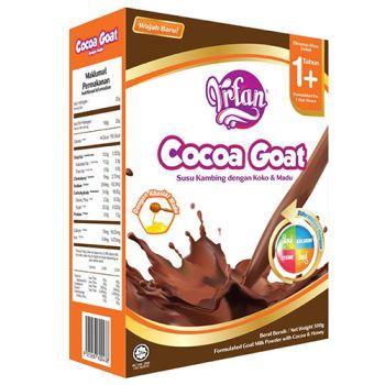 IRFAN Cocoa Goat