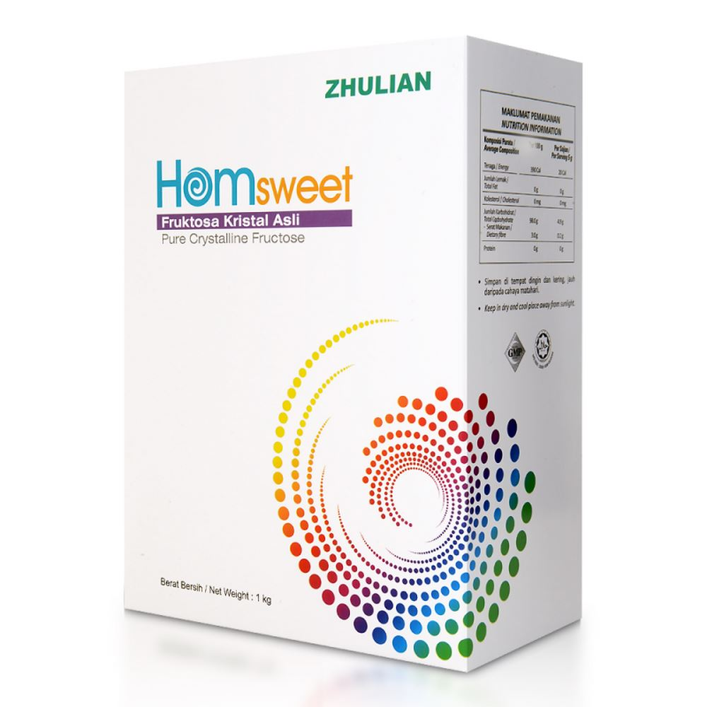 HOMSWEET Pure Crystalline Fructose