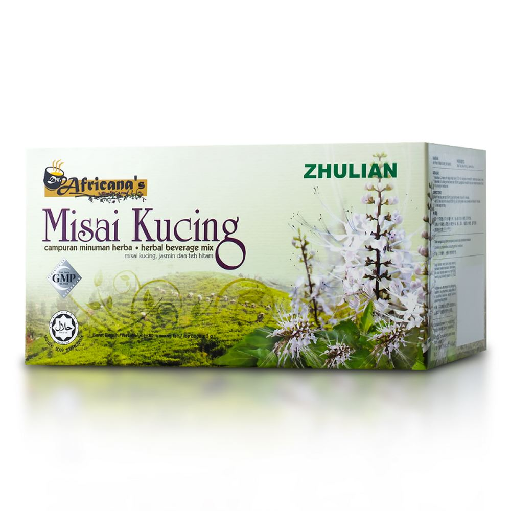 DR. AFRICANA'S Misai Kucing Herbal Beverage Mix