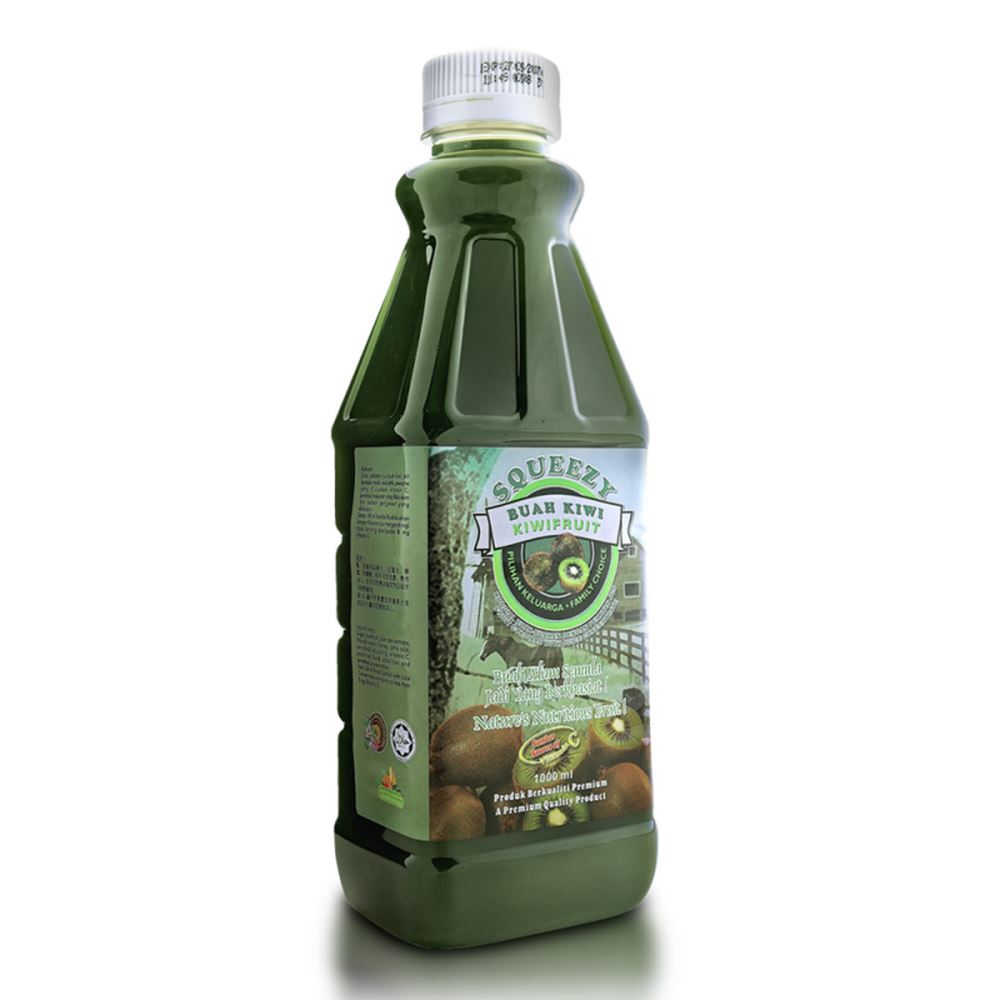 SQUEEZY Kiwifruit Cordial with Juice Concentrate