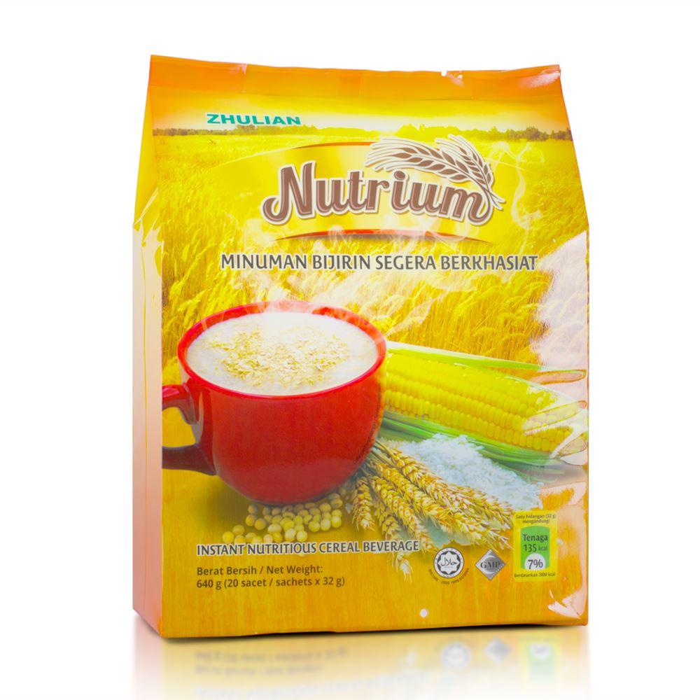NUTRIUM Instant Nutritious Cereal Beverage