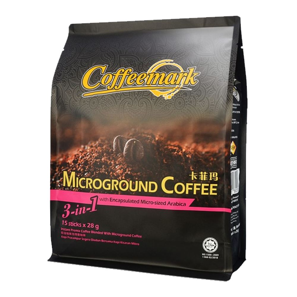 Coffeemark Microground Coffee 3 in 1