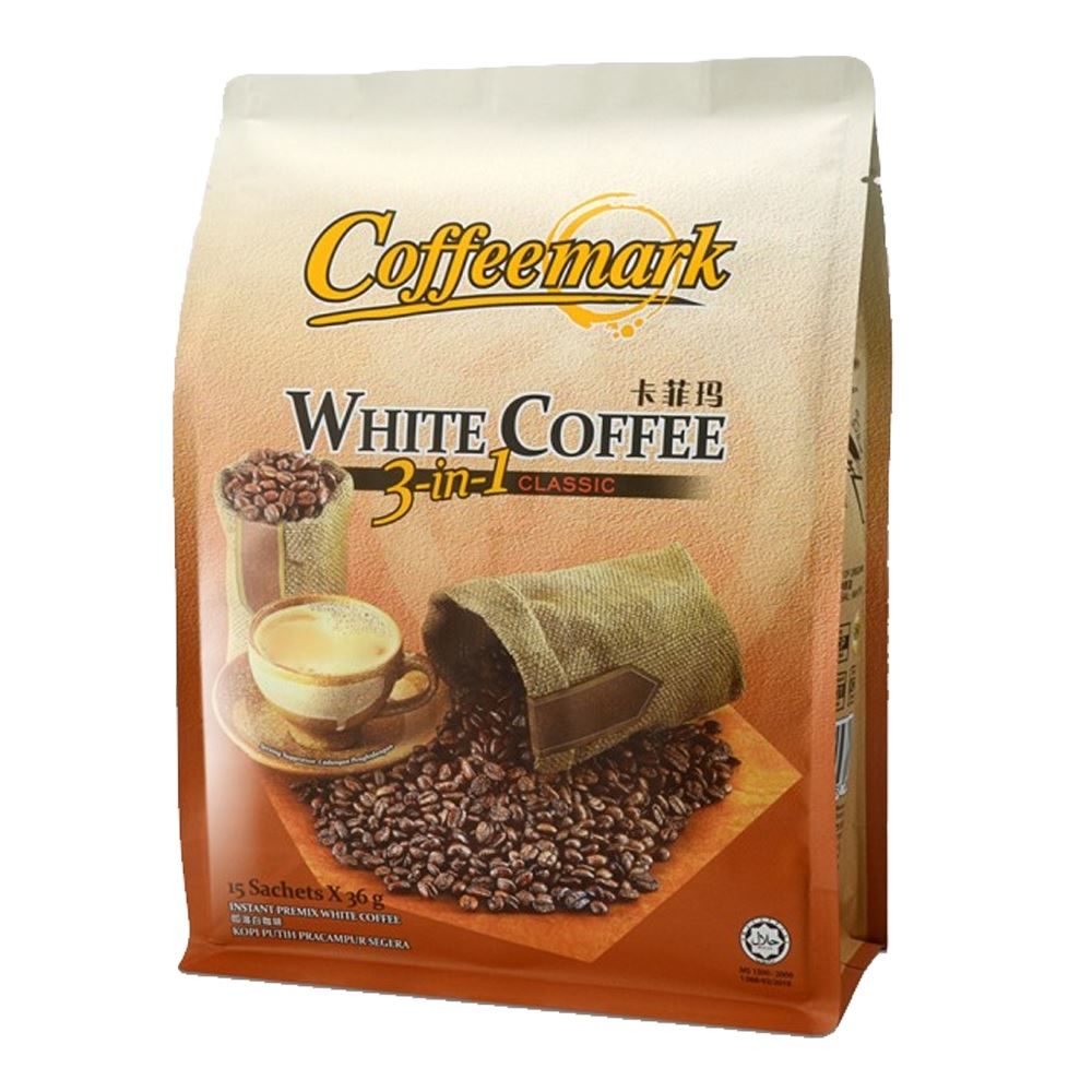 Coffeemark White Coffee 3-in-1 (Classic)