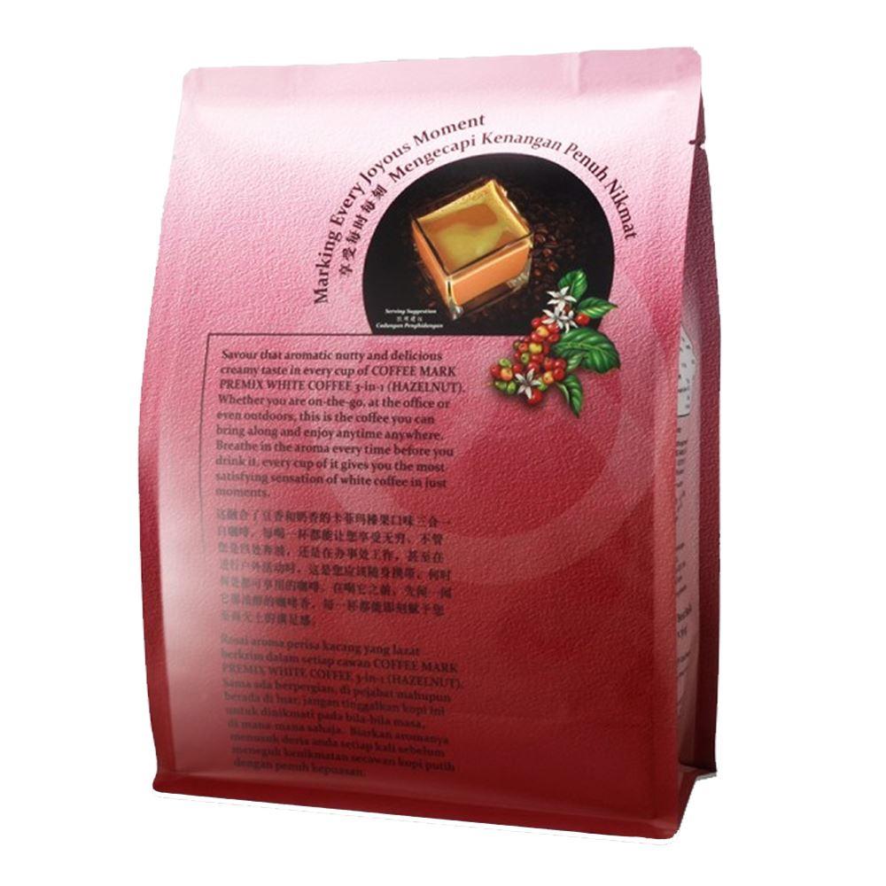 Coffeemark White Coffee 3-in-1 (Hazelnut)