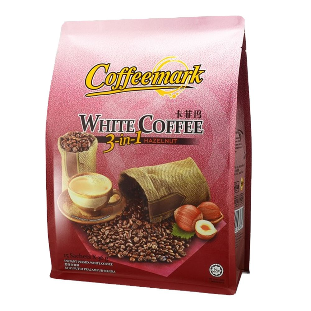 Coffeemark White Coffee 3-in-1 (Hazelnut)