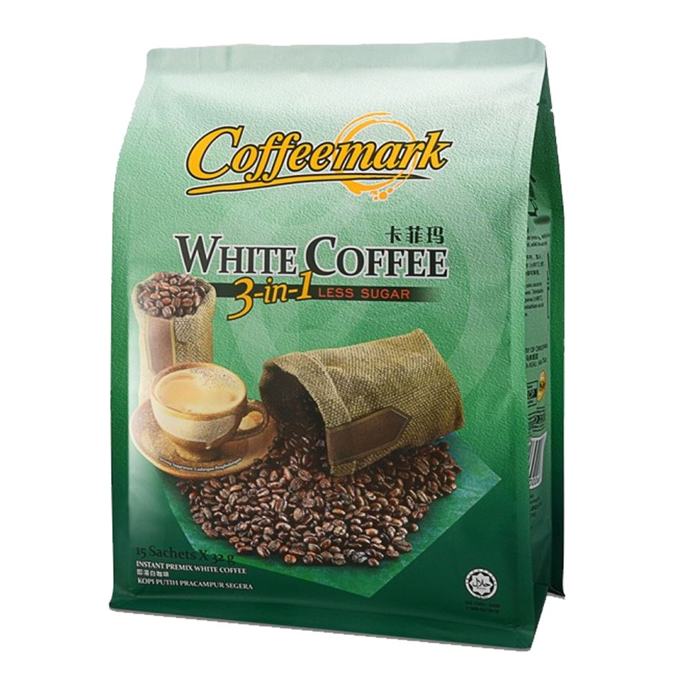 Coffeemark White Coffee 3-in-1 (Less Sugar)