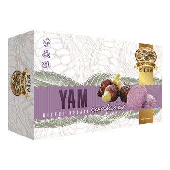 Yam Cookies