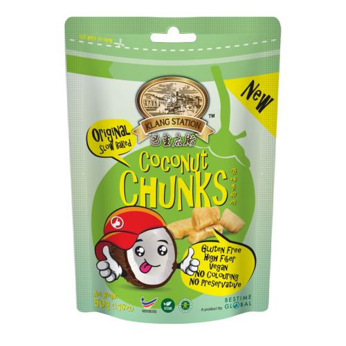 Original Coconut Chunks