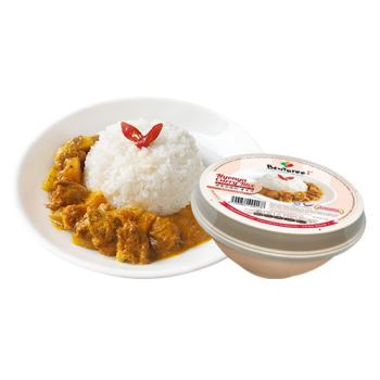 "Nyonya Curry Rice (Non-Meat ""Mutton"")"