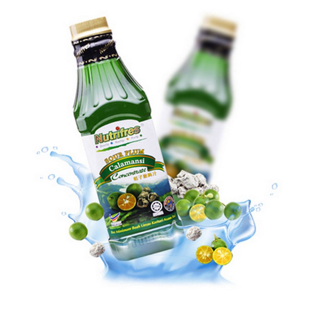 Nutrifres Calamansi Sour Plum Concentrate