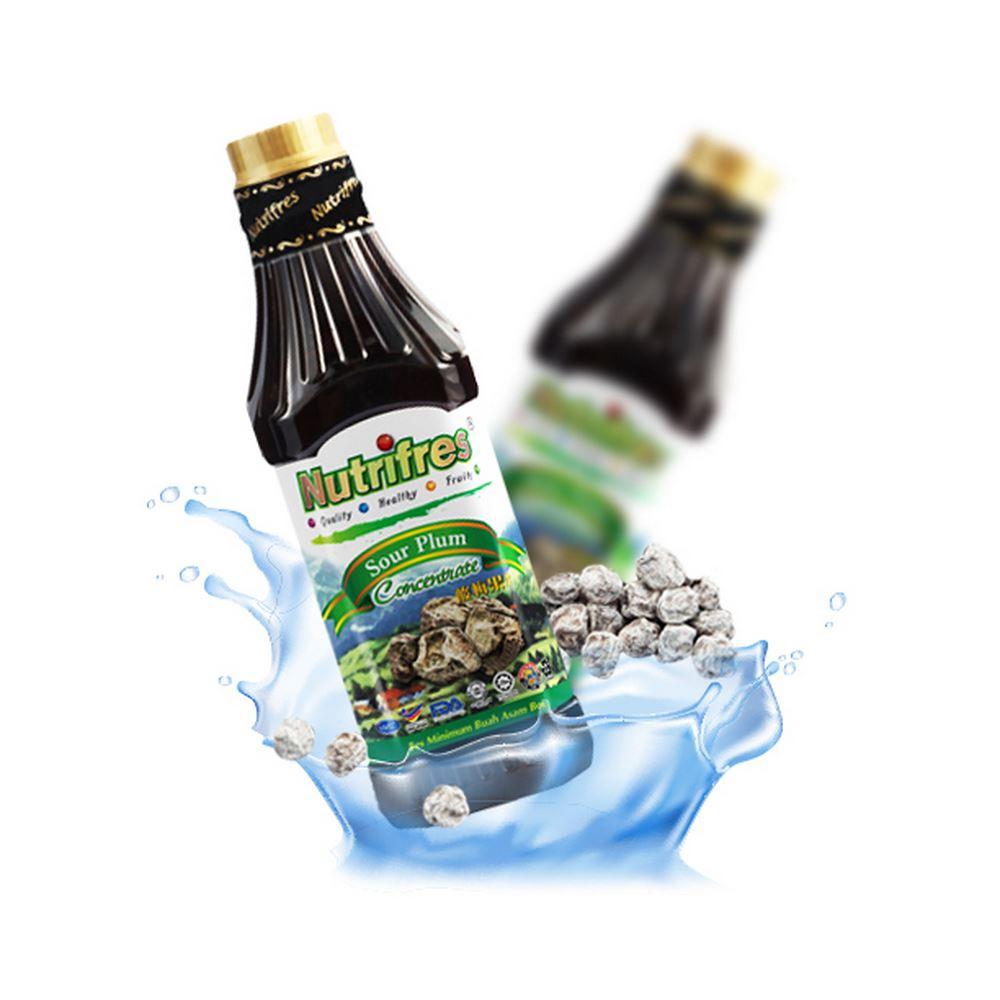 Nutrifres Sour Plum Concentrate