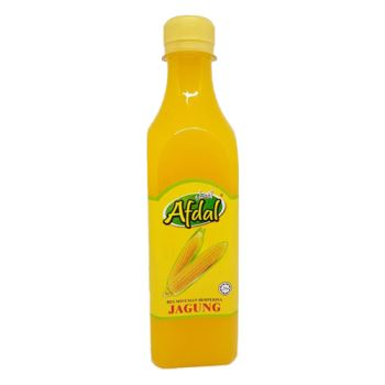 Afdal Corn Flavoured Beverage Base Series