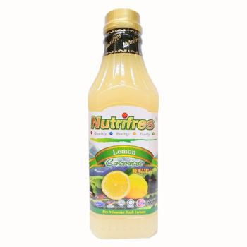 Nutrifres Lemon Concentrate