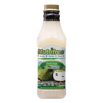 Nutrifres Soursop Concentrate