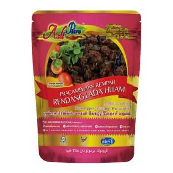 "Black Pepper ""Rendang"" Premix Spices"