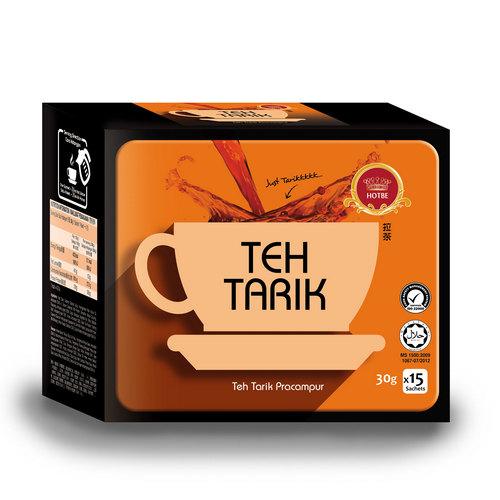 Hotbe Teh Tarik (30g x 15 sachets)