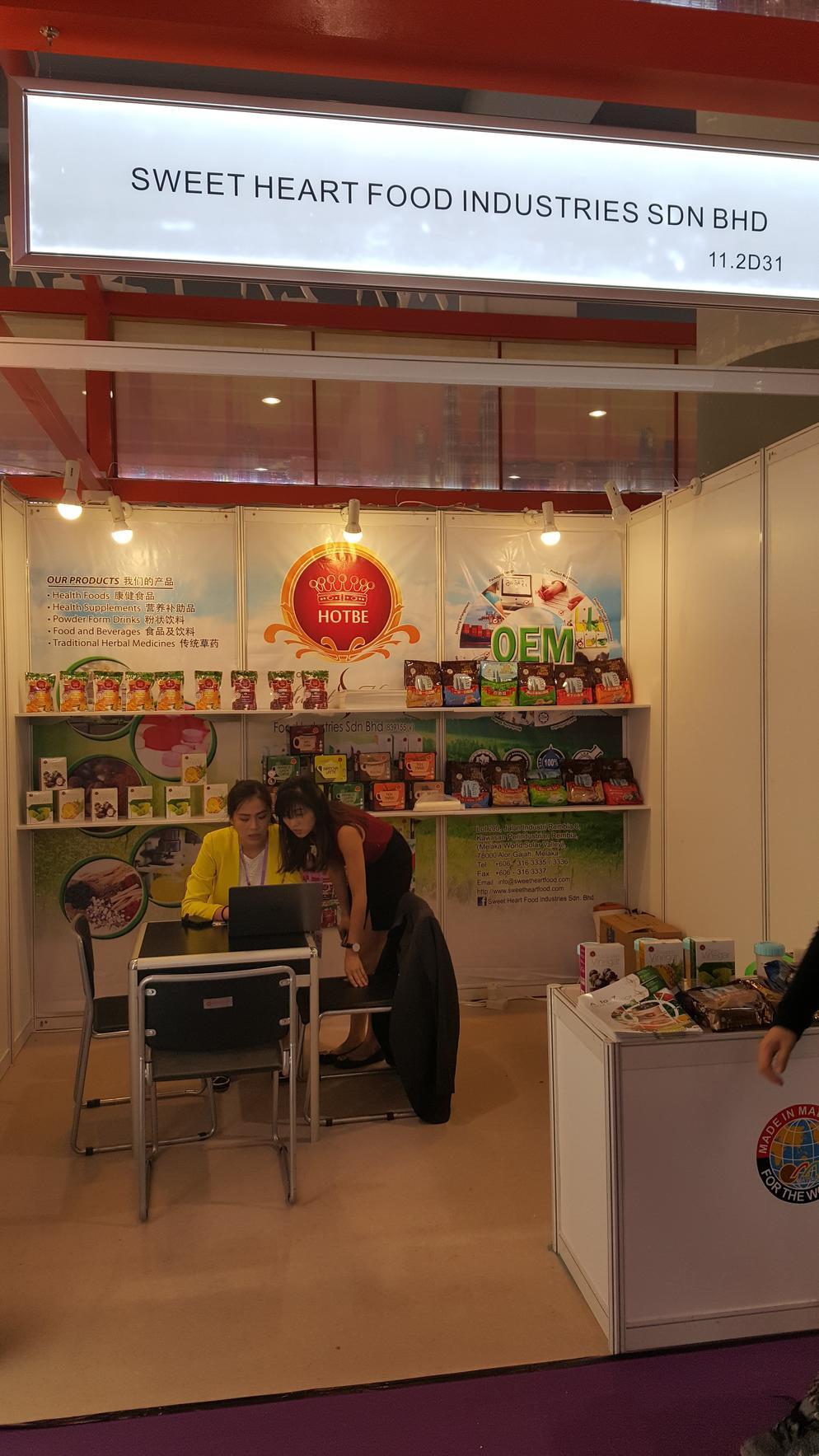 Sweet Heart Food Industries Sdn Bhd