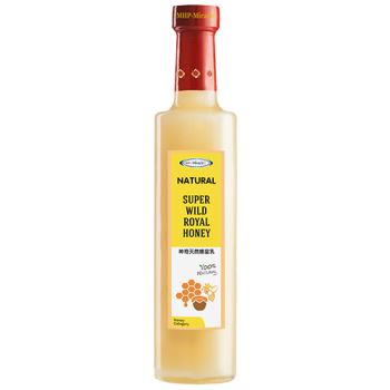 Miracle Natural Super Wild Royal Honey