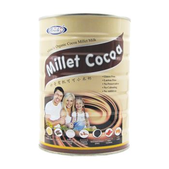 Miracle Organic Millet Cocoa Milk