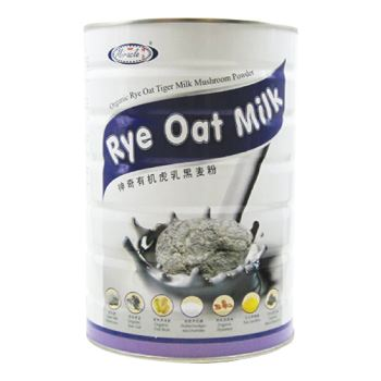 Miracle Organic Rye Oat Tiger Milk Mushroom Powder