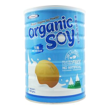 Miracle Organic Soy Milk Powder (no sugar)