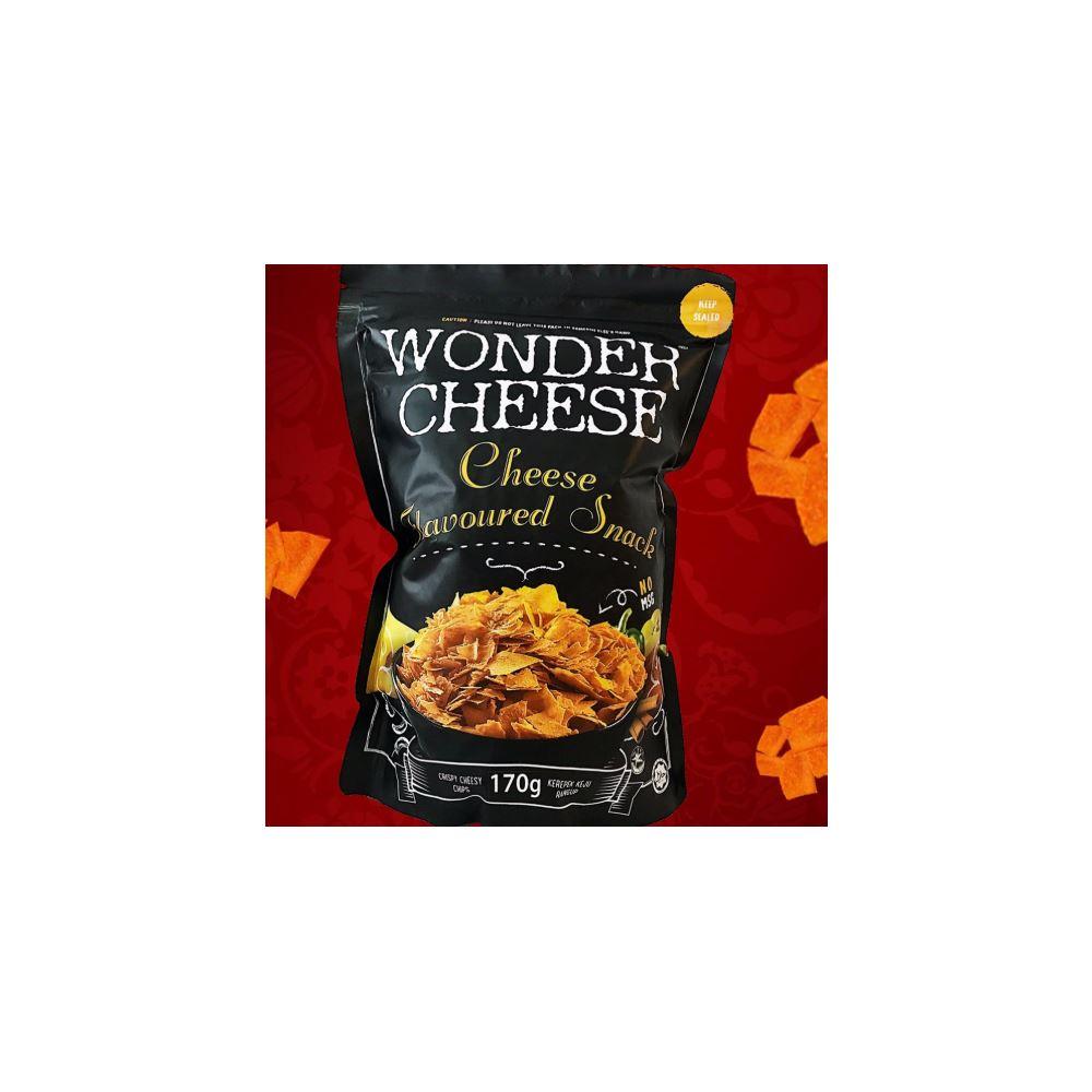 Wonder Cheese New Packaging (170g)