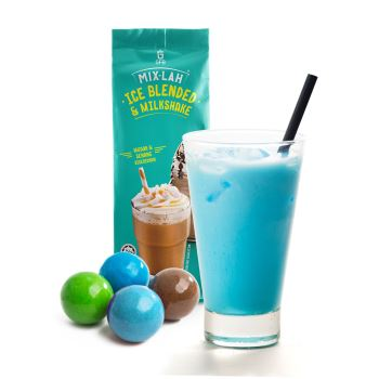 Blue Ice (Bubblegum) Iceblended Milkshake Powder