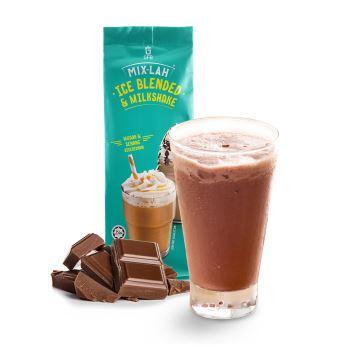 Chocolate Iceblended Milkshake Powder