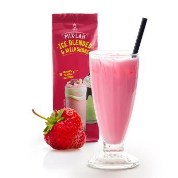 Strawberry Iceblended Milkshake Powder