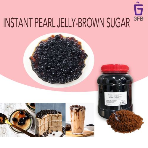 Instant Pearl Jelly-Brown Sugar