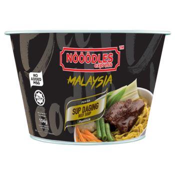 NÖÖÖDLES Express - Beef Soup Flavour
