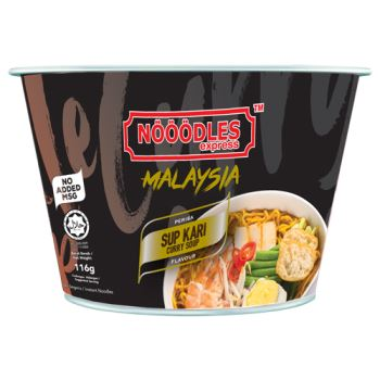 NÖÖÖDLES Express - Curry Soup Flavour