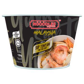 NÖÖÖDLES Express - TomYam Soup Flavour