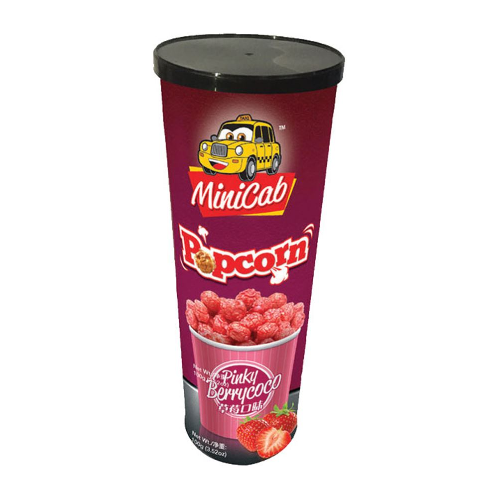 Minicab Popcorn - Berry Coco