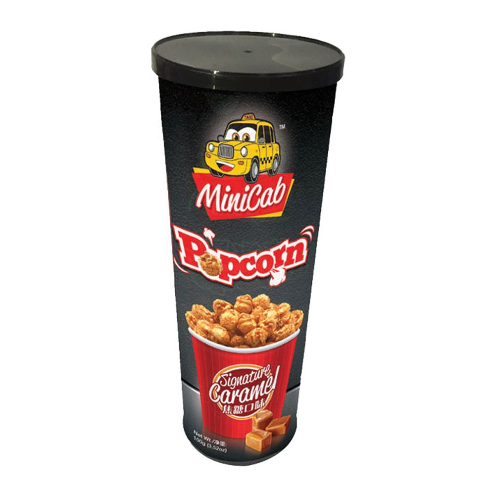 Minicab Popcorn - Caramel