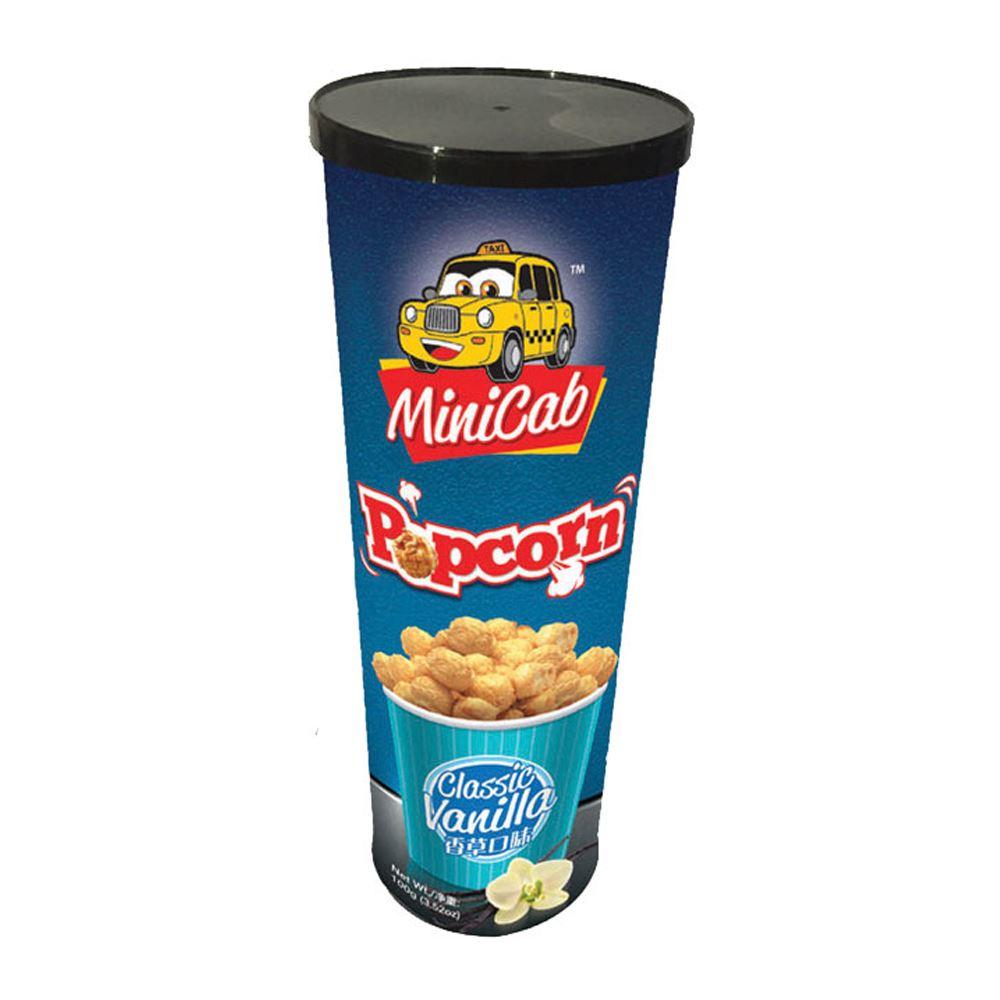 Minicab Popcorn - Vanilla