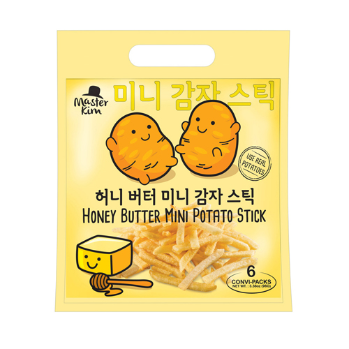 Mini Potato Stick (Outer Bag) - Honey Butter
