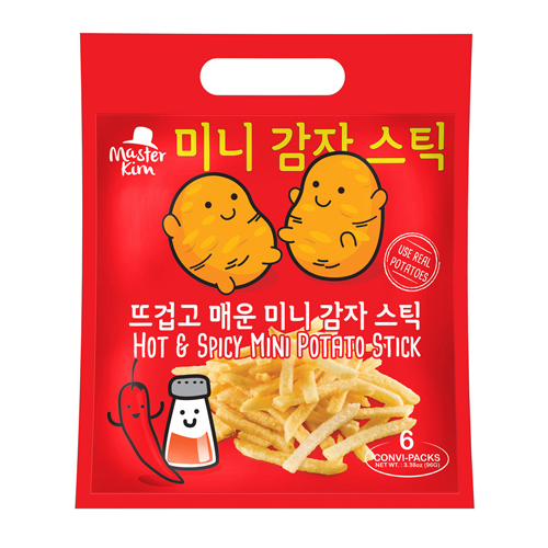 Mini Potato Stick (Outer Bag) - Hot & Spicy