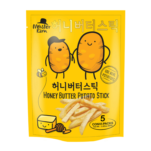 Potato Stick (Outer Bag) - Honey Butter