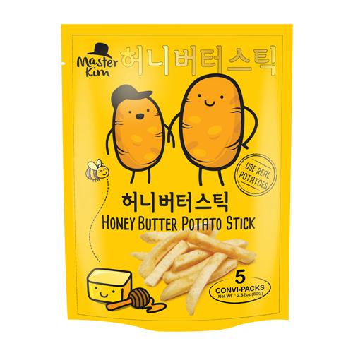 Potato Stick (Outer Bag) - Honey Butter