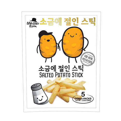 Potato Stick (Outer Bag) - Salted