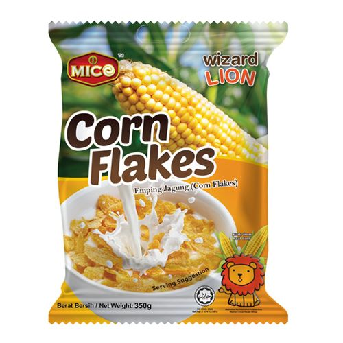 MICO Wizard Lion Corn Flakes