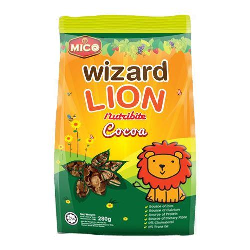 MICO Wizard Lion Nutribite Cocoa