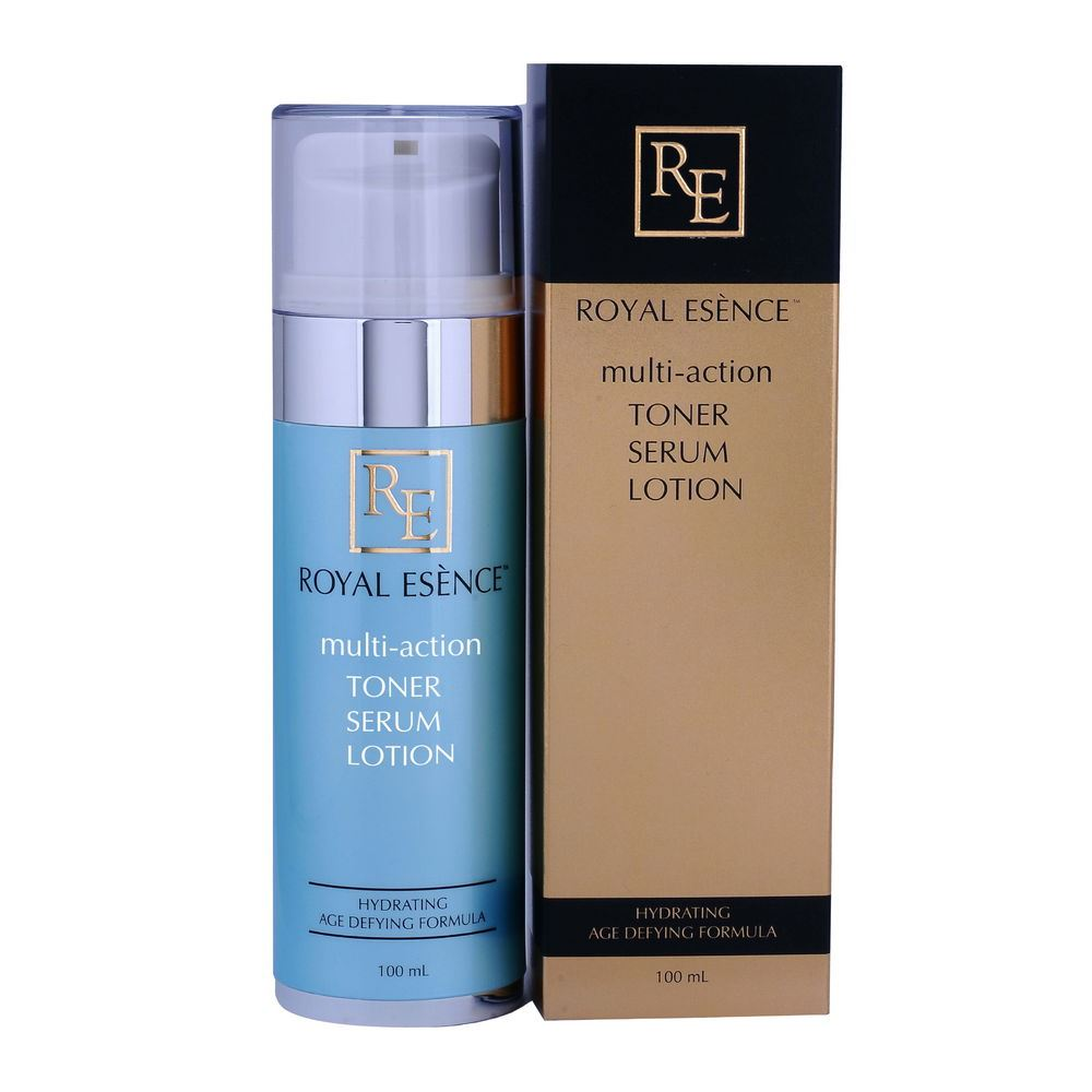 Royal Esènce™ Multi Action Toner, Serum & Lotion