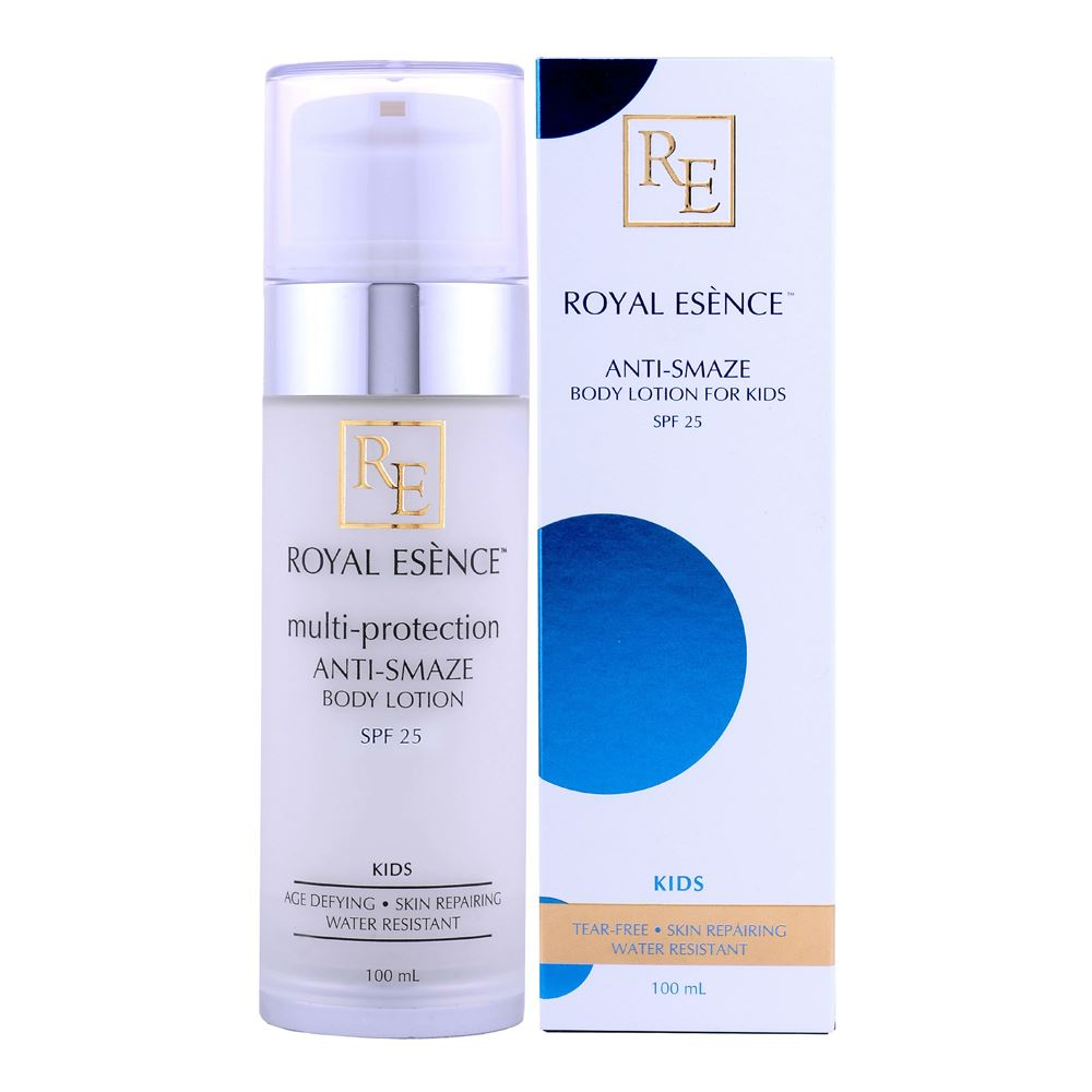 Royal Esènce™ Anti Smaze Body Lotion SPF-25 For Kids