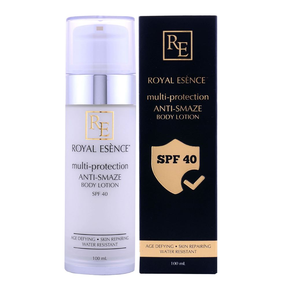 Royal Esènce™ Anti Smaze Body Lotion SPF-40 For Adults
