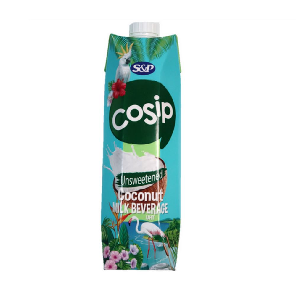 Cosip Coconut Milk Beverage Unsweetened 1L