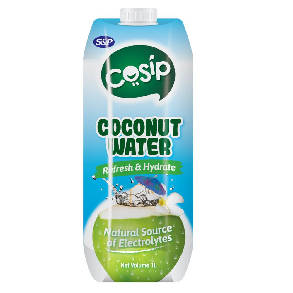 Cosip Coconut Water 1L