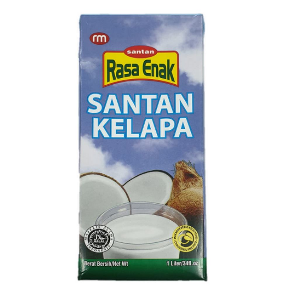 Rasa Enak Coconut Milk Original 1L