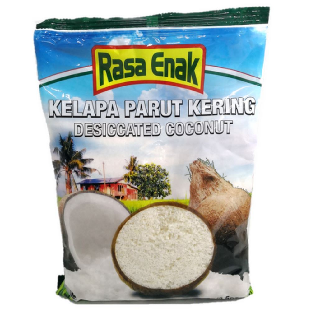 Rasa Enak Low Fat Desiccated Coconut